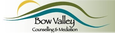 Bow Valley Counselling Mobile Logo